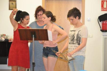 masterclass canto lírico en España