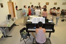 masterclass de verano de canto lírico