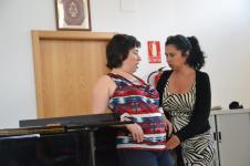 curso de canto Elvira de Hidalgo en Valderrobres