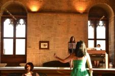 masterclass de verano de canto lírico con Anna Feu